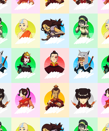 all the characters
