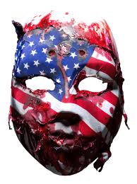 Hollywood Undead hình nền containing a ski mask entitled american mask