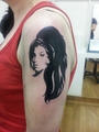 amy tattoo - amy-winehouse photo