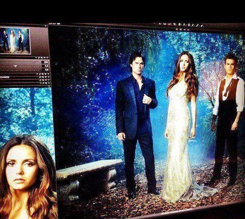 Damon And Elena Season 4