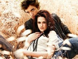 Twilight Series wallpaper probably with a portrait called bella and edward