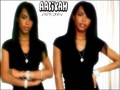 aaliyah - beyond beautiful wallpaper