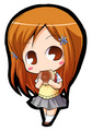 chibi orihime! - bleach-girls photo