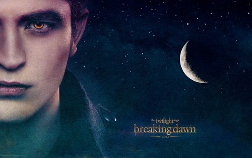 breaking dawn<333