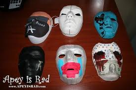 Hollywood Undead Images Buyable Masks Wallpaper And Background Photos