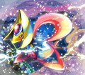 cresselia - legendary-pokemon fan art