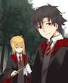 crossover - harry-potter-anime photo