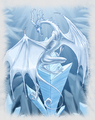 ice dragon - dragons photo