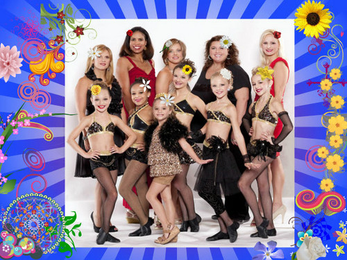 Dance Moms wallpaper possibly with anime entitled dance moms