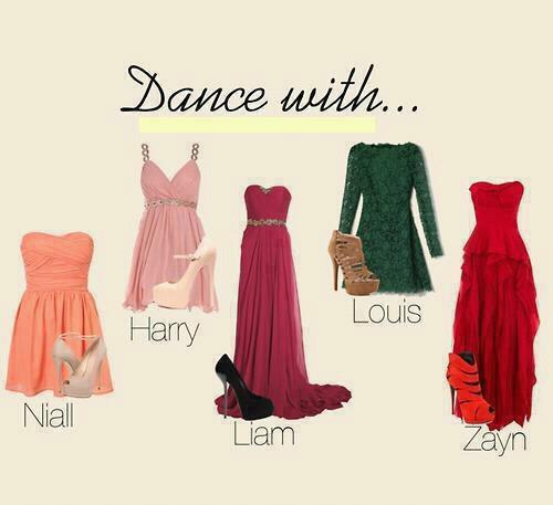 dance with 1D