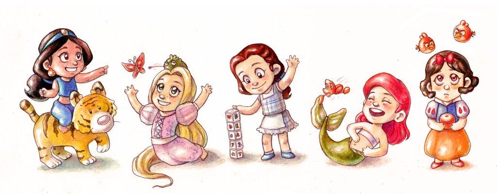 디즈니 아기 3