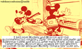 disney confessions - mickey-mouse fan art