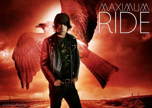 Maximum Ride 바탕화면 containing a well dressed person, a hip boot, and an outerwear entitled fang