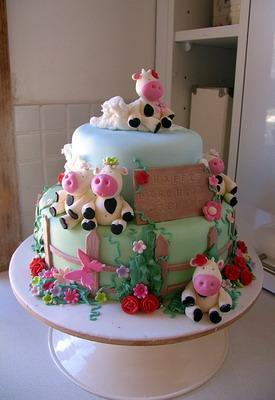 Fondant Cakes Cupcakes