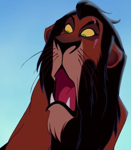 funny lion king