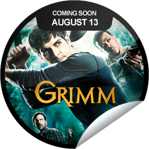 grimm get glue stickers  - grimm Photo