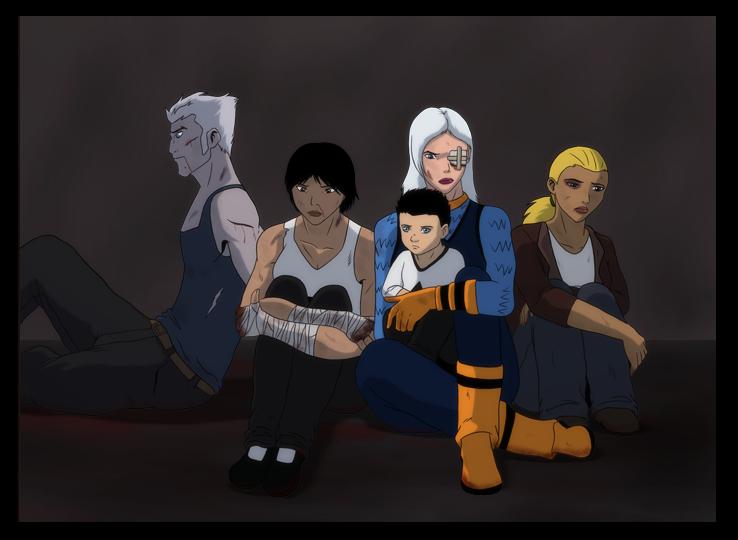guardianwolf216: Children of Assassins