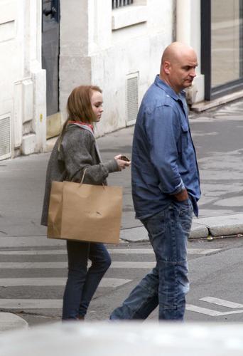 in St Germain, Paris, France 04.04.2012