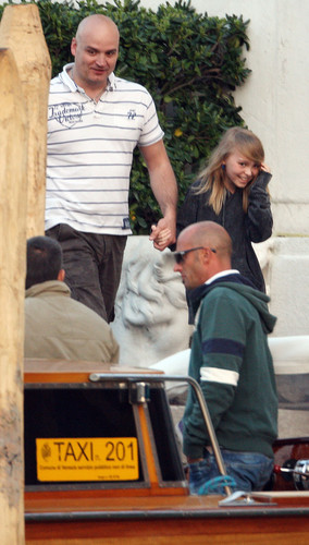 in Venice, 27 April 2010