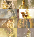 colour meme: jaime lannister in सोना
