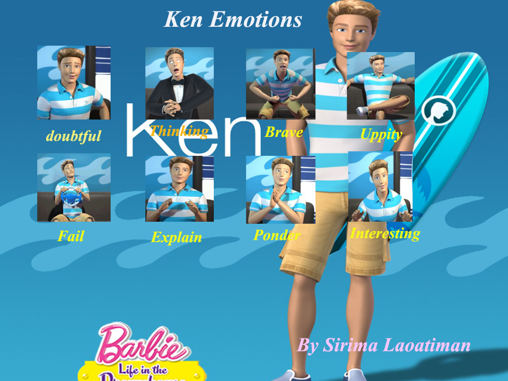 Barbie Movies Images Ken Emotions Hd Wallpaper And Background Photos
