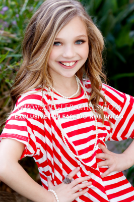 Dance Moms wallpaper possibly with a jersey and a portrait entitled maddie