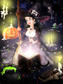 melody at halloween