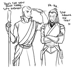old friends - avatar-the-last-airbender Photo