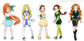 pokemon princesses 2