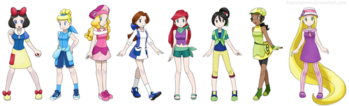pokemon princesses 3