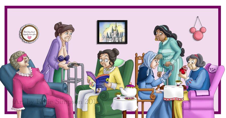 princess retirement