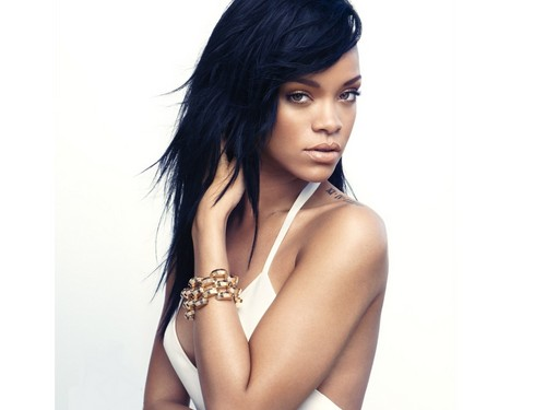 Rihanna harpers cover