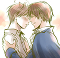 spamano - hetalia-couples photo