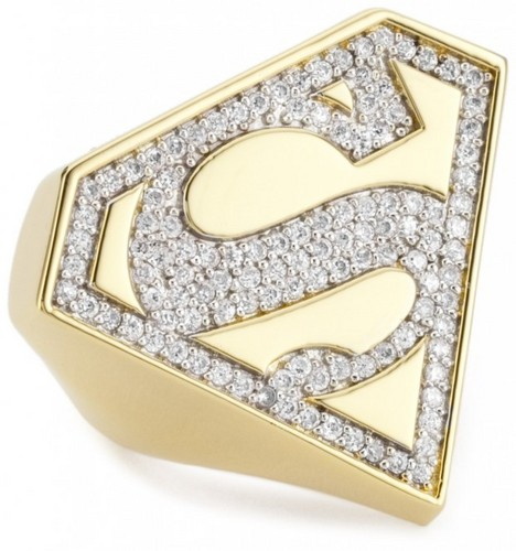 super girl ring