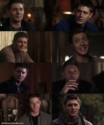 the many faces of Dean Winchester