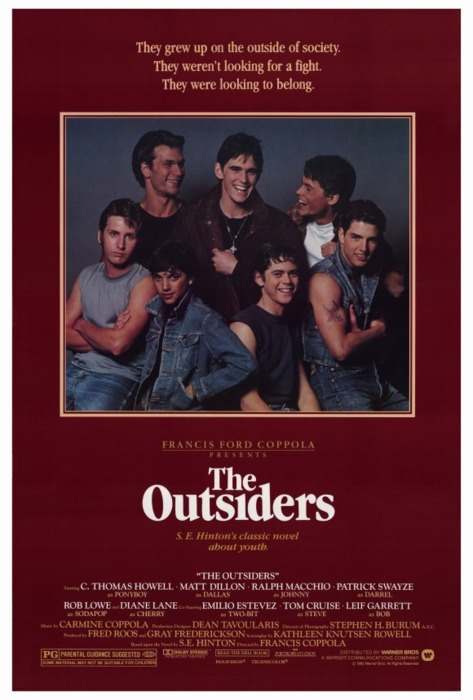 essay on the outsiders