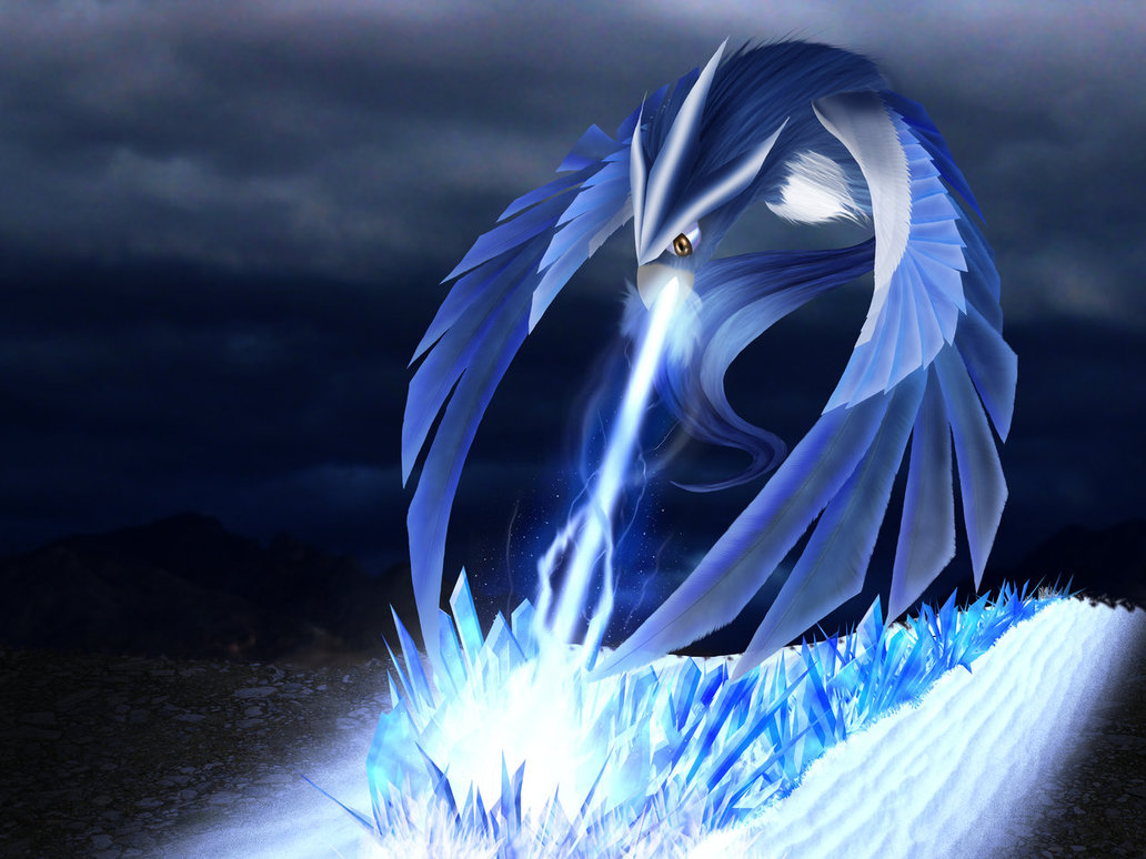 titan of ice - Articuno