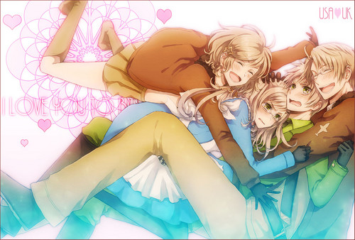 Hetalia ~UsUk~ images usuk HD wallpaper and background photos