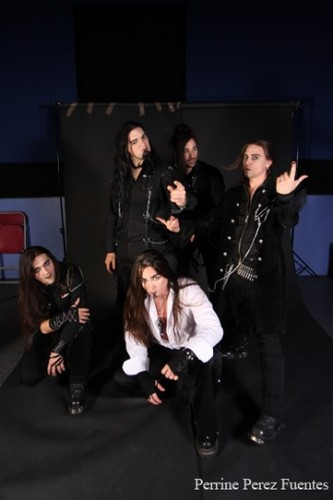 (Adagio) From France  - symphonic-metal Photo