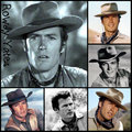 ☆Clint Eastwood as Rowdy Yates☆