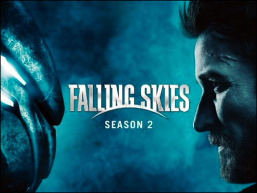 ★ Falling Skies season 2  ☆  - falling-skies Wallpaper