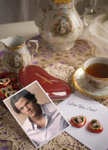 Rakshasa & বন্ধু দেওয়ালপত্র with a coffee break and a turkish coffee titled ♥ For Jezzi ♥