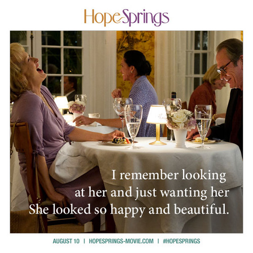 'Hope Springs' Promotional Artwork [2012]