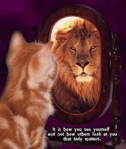 ★It's how you see yourself☆