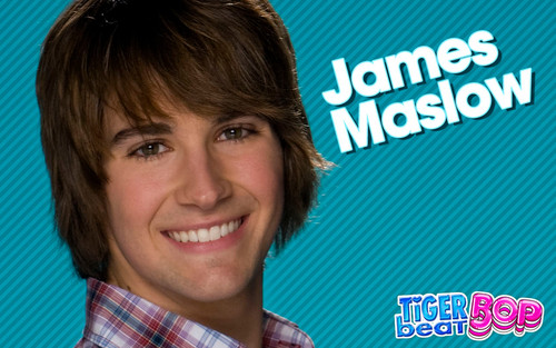 Rakshasa & friends wallpaper with a portrait entitled ♥ James Maslow ♥