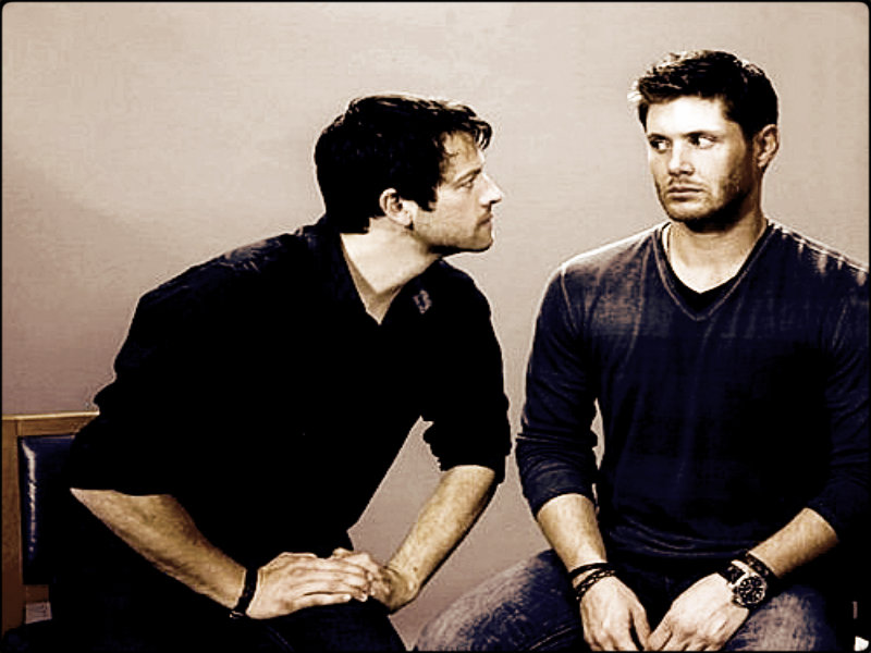 Jensen Ackles Wedding Misha Collins | www.imgkid.com - The ...