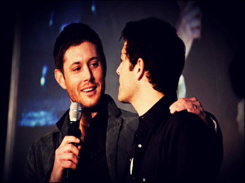 Jensen & Misha ☆ - Jensen Ackles and Misha Collins ...