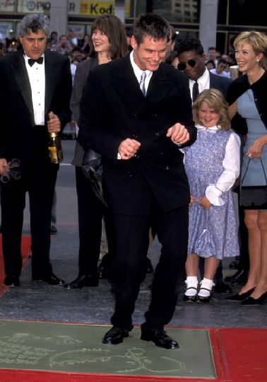 Jim Carrey Hand and Footprints Ceremony - Jim Carrey Photo (31550627) - Fanpop