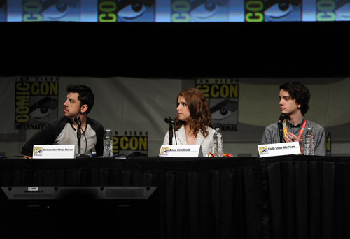 July 13 Paranorman Behind The Scenes Panel - Comic-Con International 2012