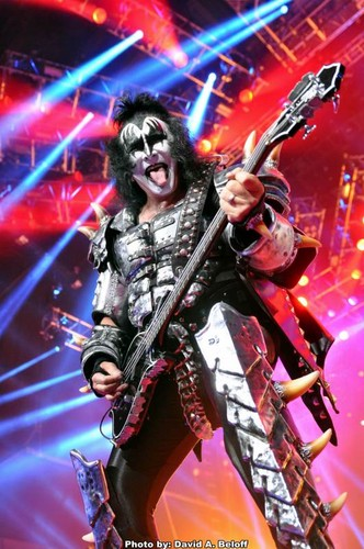 ☆Kiss ~ Virginia Beach Amphitheater July 21, 2012★  - kiss Photo